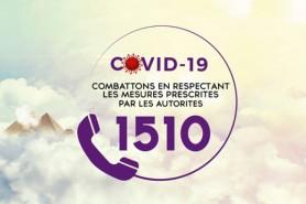 CCA Bank dit non au COVID-19!