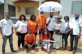 CCA-BANK a apporté un peu de sourire aux nécessiteux